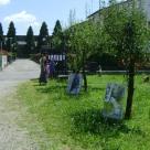 opere e alberi da frutta